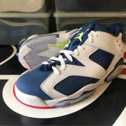 "Air jordan 6 retro ""seahawks..."