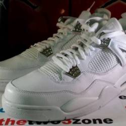 Nike air jordan 4 retro pure $...