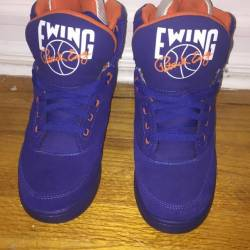 Patrick ewing center high size 10