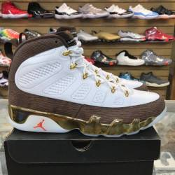 Air jordan 9 retro carmelo ant...