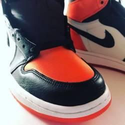 Jordan 1 satin sbb