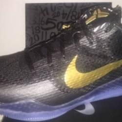Nike kobe xi 11 id gold black ...