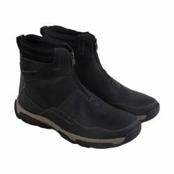 Clarks walbeck rise mens black...