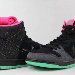 Nike dunk high premium sb nort...