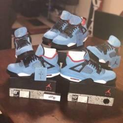Jordan 4s travis scott (limited )