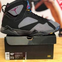 Air jordan 7 bordo sz 13 rep box
