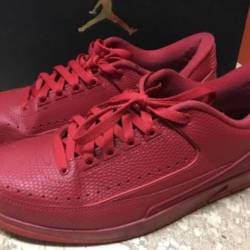 Used mens nike air jordan ii 2...