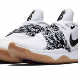 Nike kyrie 4 low white black a...