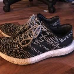 Adidas pure boost 2017 oreo