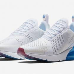Authentic nike air max 270 whi...