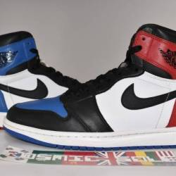 Nike air jordan 1 retro top 3 ...