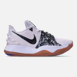 Authentic nike kyrie low white...
