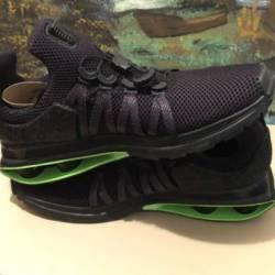 Nike shox gravity luxe 'green ...