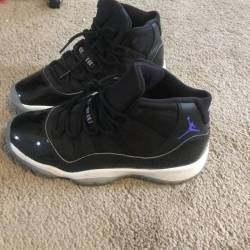 Air jordan 11 gs space jam