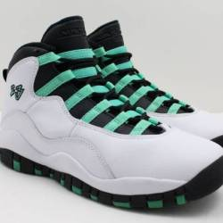 Nike air retro jordan 10 verde