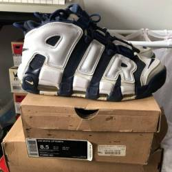 Nike air more uptempo - olympi...