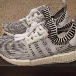 Adidas nmd r1 pk white/black o...