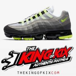 Nike air vapormax 95 neon og b...