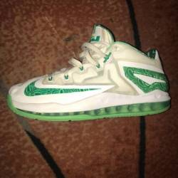 "Lebron 11 low ""easter"" siz..."