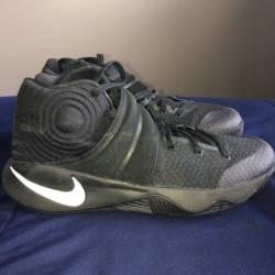 Nike kyrie 2 triple black size 10