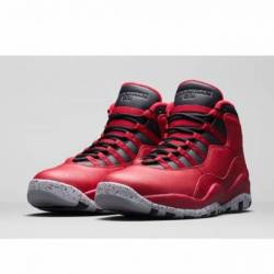Air jordan 10 retro bulls over...
