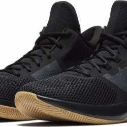 Nike air precision ii black/gu...