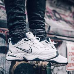Nike air monarch iv sneakers m...