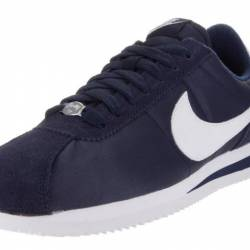 Nike men s cortez basic nylon ...