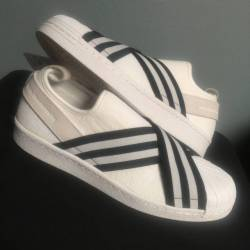 Adidas white mountain engineer...