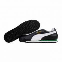 Puma roma basic black/white-am...