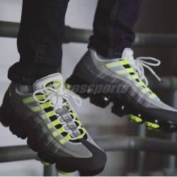 Nike air vapormax 95 og neon b...