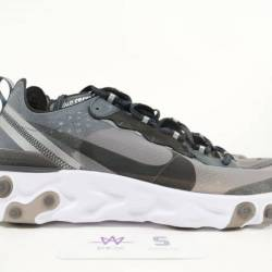 Nike react element 87 black sz...