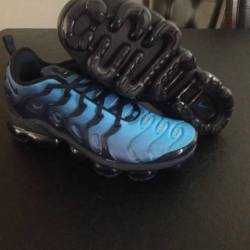 Nike vapormax plus photo blue