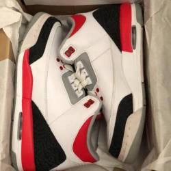 Jordan fire red 3 gs