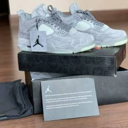 c585a40c0ff174 Shop  Air Jordan 4 Cool Grey