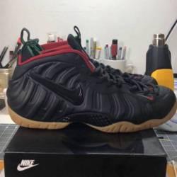 Nike foamposite gucci foams