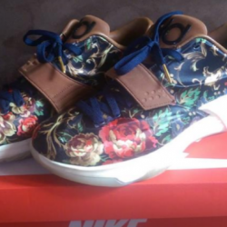 Nike kd 7 ext - floral