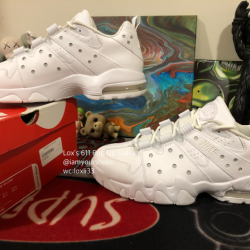 Air max 2 cb 94 low triple whi...