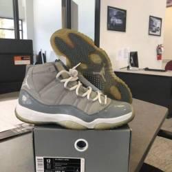 Cool grey jordan 11