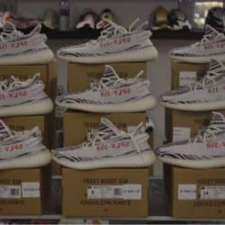 Adidas zebra 350 yeezy boost