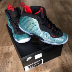 Gone fishin' foamposites