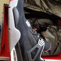 Jordan 4 retro black cement (2...