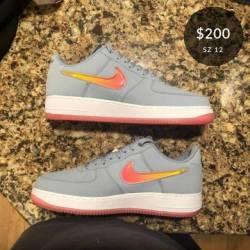 """Nike air force 1 jewel """"obsi..."""