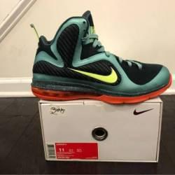 Nike lebron 9 canon