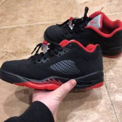 Air jordan 5 retro low alterna...