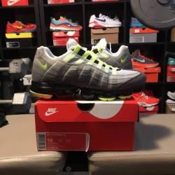 Nike air vapormax 95 og neon s...