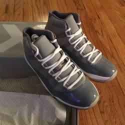 Cool grey 11s