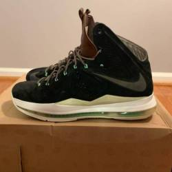 Nike lebron x suede