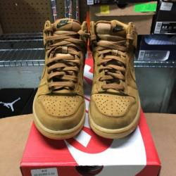 100% authentic nike dunk flax ...