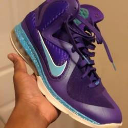 "sports shoes 3bbc8 e0306 100.00 Nike lebron 9 ""summit lake h."